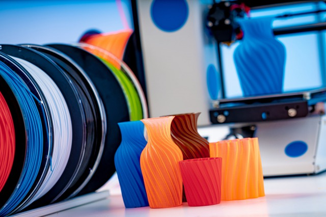 3Dプリンターで作った色んな入れ物