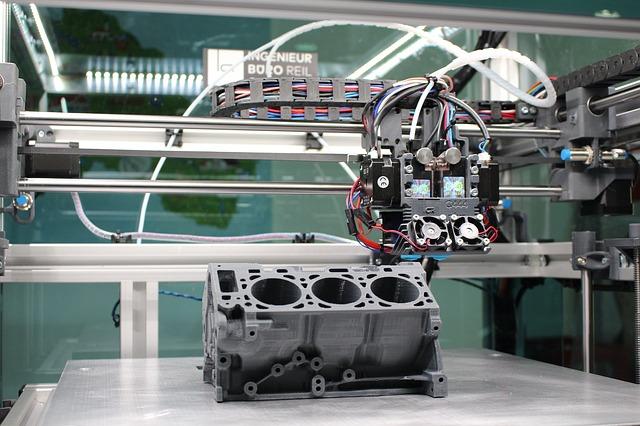 試作品の製作に3Dプリンターを用いるメリット