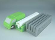製品写真:3Dプリンター活用事例のご案内