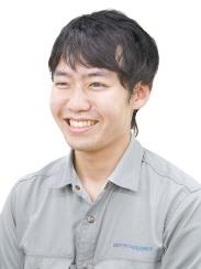 写真:技術部 技術課  黒澤光